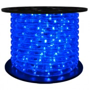 151′ Roll Blue LED Rope Light- 2 wire