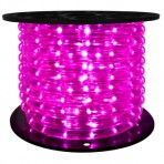 151′ Roll Purple Rope Light – 3 wire