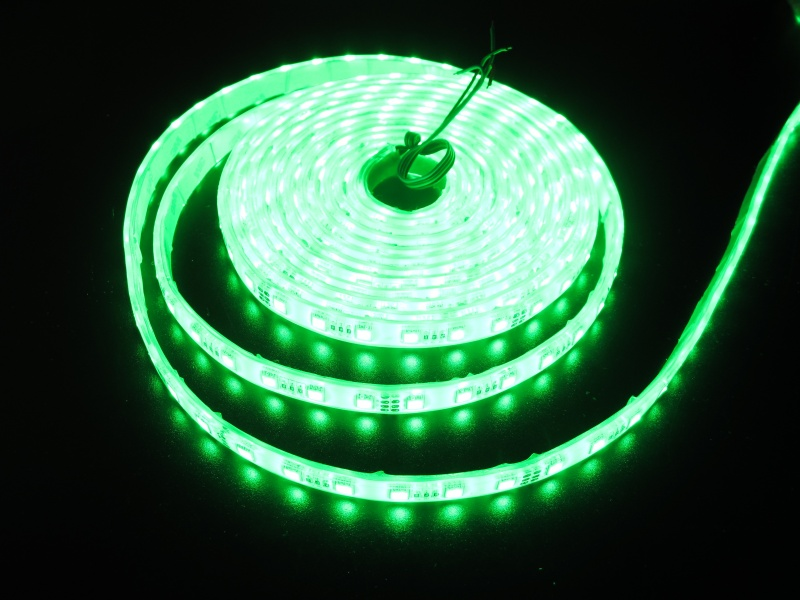 151 Rgb Color Changing 4 Wire Flat Led Rope Light Control