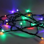 LED Christmas Lights – 33 Feet with Connector and Controller