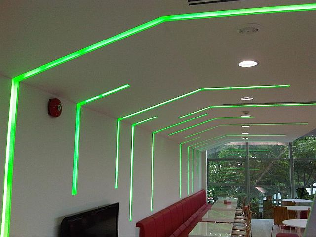Linear Lighting Systems LED LightingLuminous LED Lighting